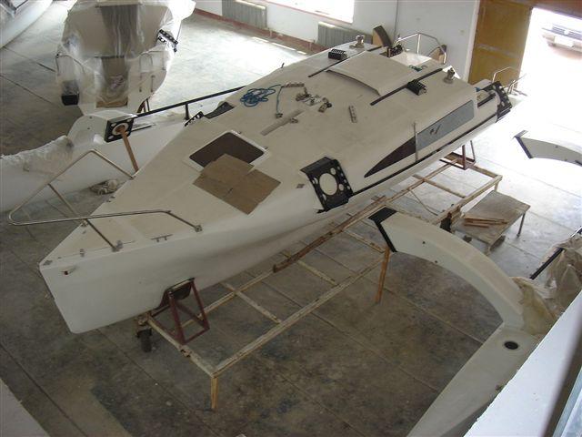 科技节手工帆船步骤