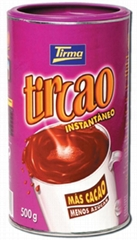 Instant drink chocolate powder