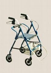 老年帶輪帶座信步牌休閑助步車
