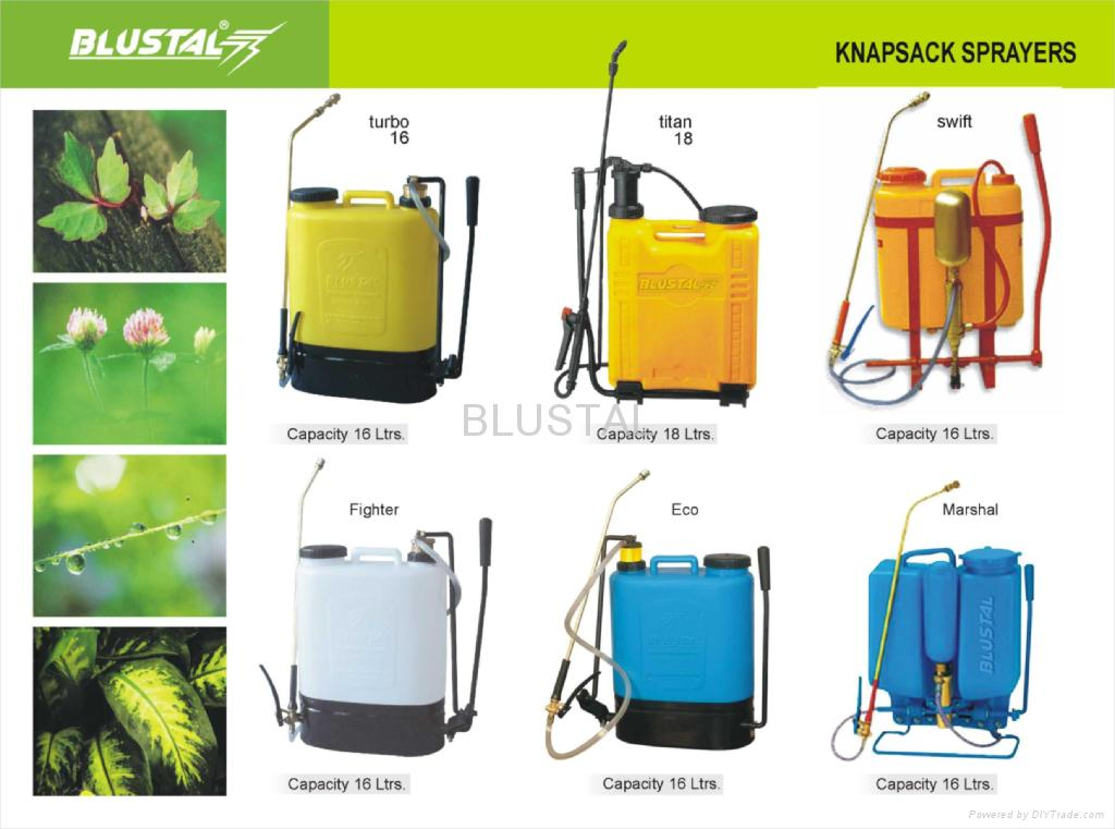 Knapsack sprayers blustal india manufacturer garden for Gardening tools online in india