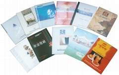 公司宣傳冊,產品說明書
