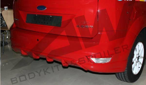 福特福克斯两厢改装pu包围 08 10年福克斯两厢pu包围 高清图片