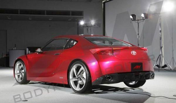 Toyota GT86 bodykit 2