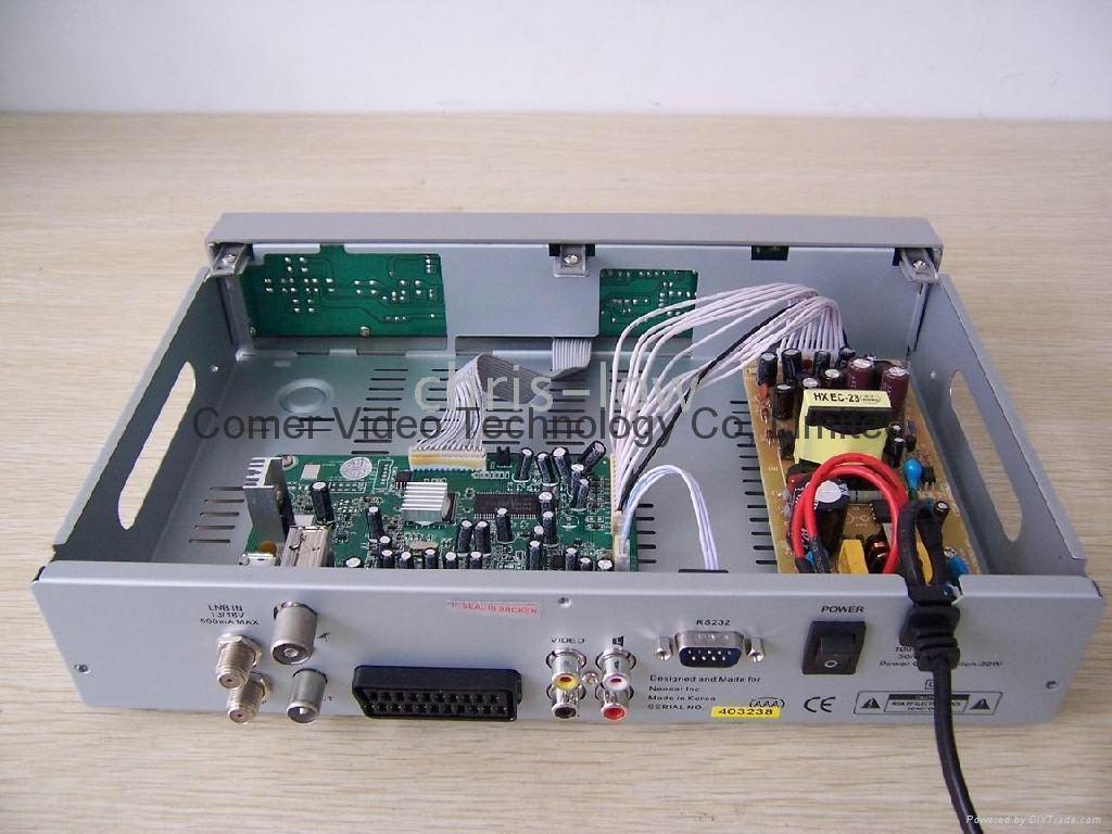 Satellite Master Code - Satellite Keys