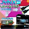 JynxBox JA-JB200 Tuner