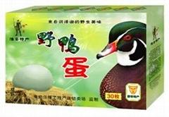 淮安特产猎奇牌野鸭蛋