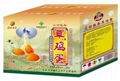 淮安特产猎奇牌草鸡蛋