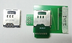SIM & T-FLASH 2 IN 1 CONNECTOR