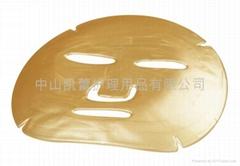 黄金  塑颜水晶面膜