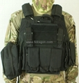 ST207 Heavy Tactical Vest