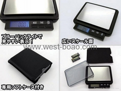 Digital Jewelry pocket scale;palm balance