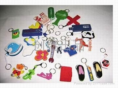 EVA鑰匙扣