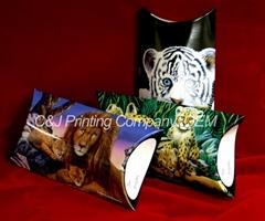 pillow paper box