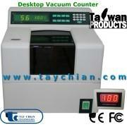 Desktop Vacuum Counter with Shutter