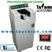 Floorstand Vacuum Counter with Shutter