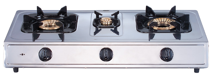 Table 3 Burner Gas Stove/cooker