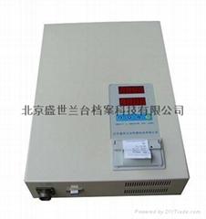 檔案庫房溫濕度測控儀