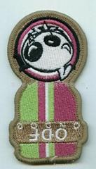 刺绣章、奖章、徽章、实名章、保安臂章