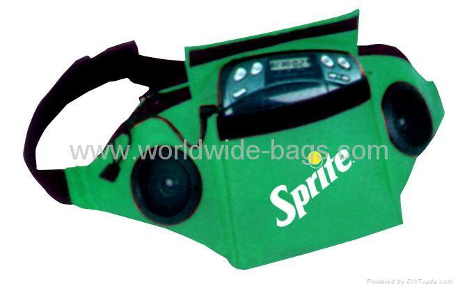 Ww11 0006 Worldwide China Manufacturer Waist Bag