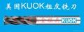 美國KUOK鎢鋼塗層銑刀 5