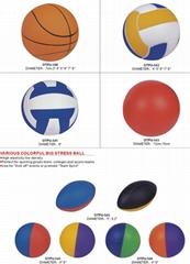 PU Stress big ball