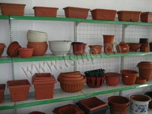 plastic injection flower pots moulds  5