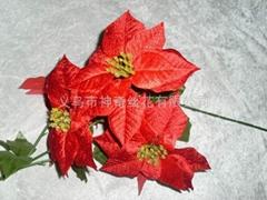聖誕花,人造花,玫瑰花,百合花,蝴蝶蘭,鬱金香,康乃馨天堂鳥