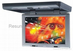 17 inch Flip down  Car TFT LCD Monitor