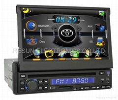 One Din Car DVD GPS