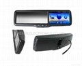 4.3 inch Rearview Mirror GPS Navigation built-in DVR
