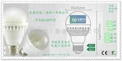 Sound light-controlled LED lights