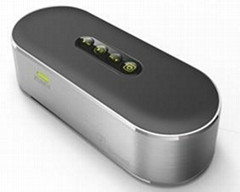 Bluetooth Stereo Speaker for Mp3,iPod,iPhone,SD Card,USB,PC,FM