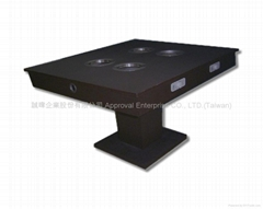 涮涮鍋專用餐桌(電磁爐桌)訂製