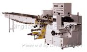 TNC Egg Roll With Inverter Feeding Film Wrapping Machine