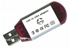 Red bridge IRDA adapter
