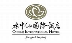 水中仙国际酒店VI设计