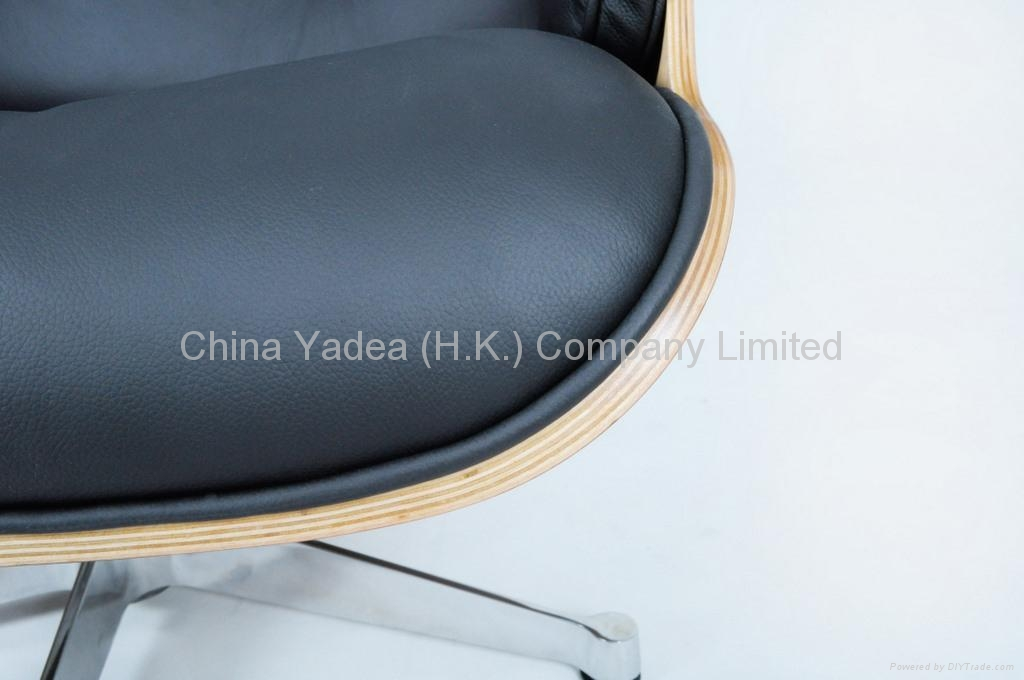 Eames lounge chair with ottoman cf021 yadea for Chaise james eames