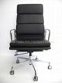 Eames铝合金真皮办公椅 1