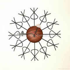 Nelson clock壁钟