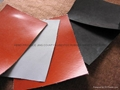 glass fiber cloth with silicone coated  1