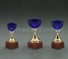 玻璃組合獎杯