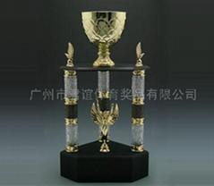 創意柱類獎杯