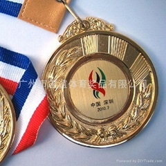專業訂製體育運動獎牌