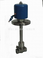液氮电磁阀,超低温电磁阀,ZCLD电磁阀