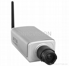 2.0 Megapixel IP Box Camera