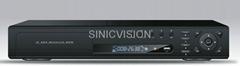 16ch full D1 HD standalone dvr