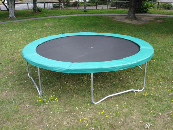 Trampoline (Forest Green Colour) 1