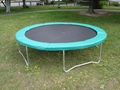 Trampoline (Forest Green Colour)