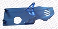 Dirt bike performance parts   /Alu Color Skid Plate