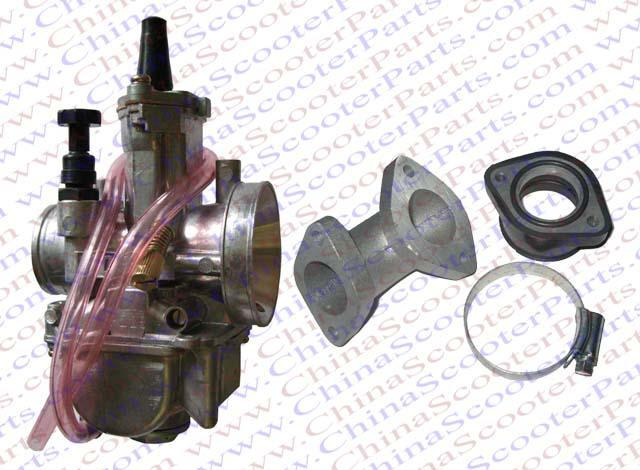 Dirt Bike Carburetor Parts : Dirt bike performance parts koso carburetor kit for